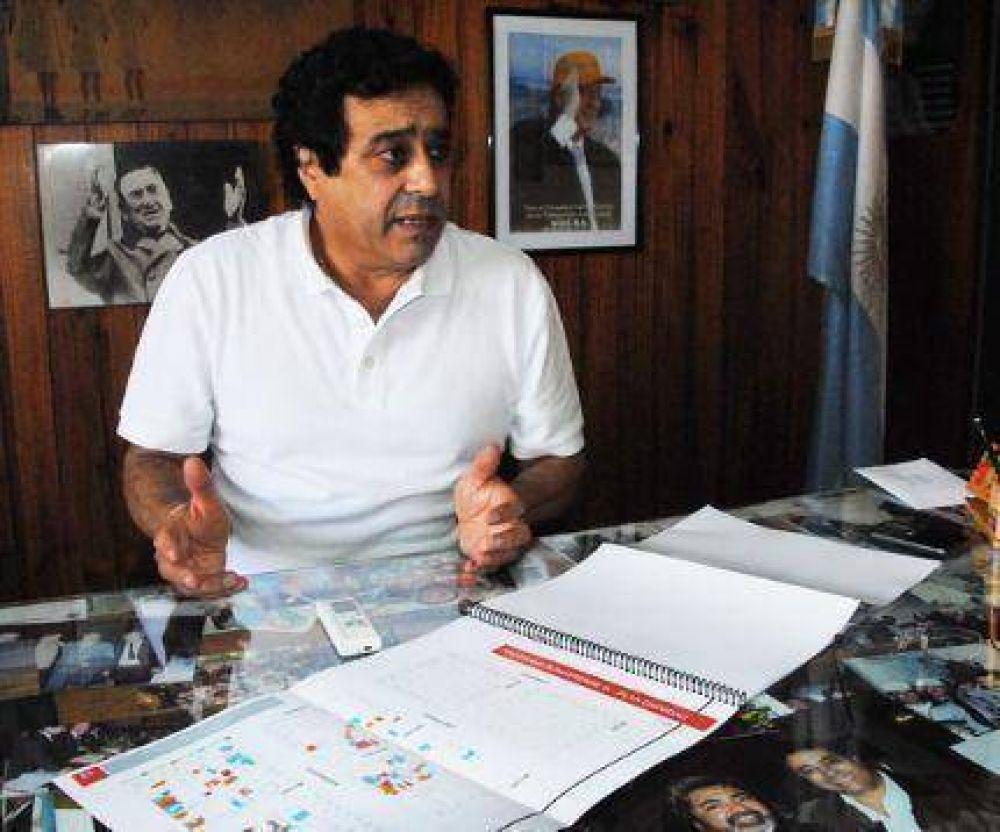 """César Trujillo enfatizó que falta """"voluntad política"""" para terminar las casas"""