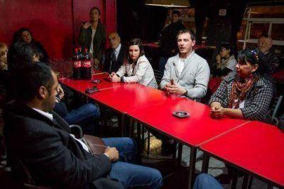 El Frente Renovador de Tres de Febrero continúa con las reuniones barriales