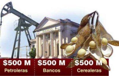 Gobierno negocia con cerealeras el monto que comprarán de Baade