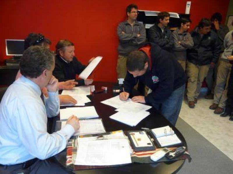 CELTA firmó un convenio con el Sindicato de la Televisión