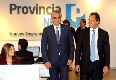 """Juego: Scioli y Montoya renovaron el lazo entre la Provincia y Boldt y los acusan de """"vender humo"""""""