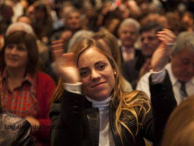 Contundente respuesta de María Emilia Soria
