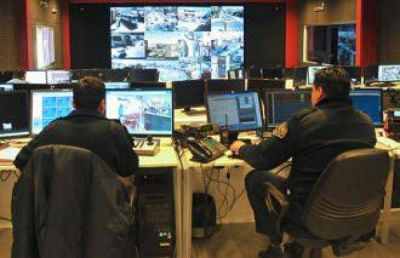 En un mes las cámaras de videovigilancia registraron 466 incidentes