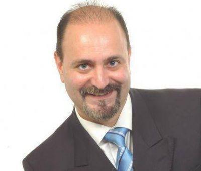 El sindicalista Fabián Giovanniello también hizo público su apoyo a Sergio Massa