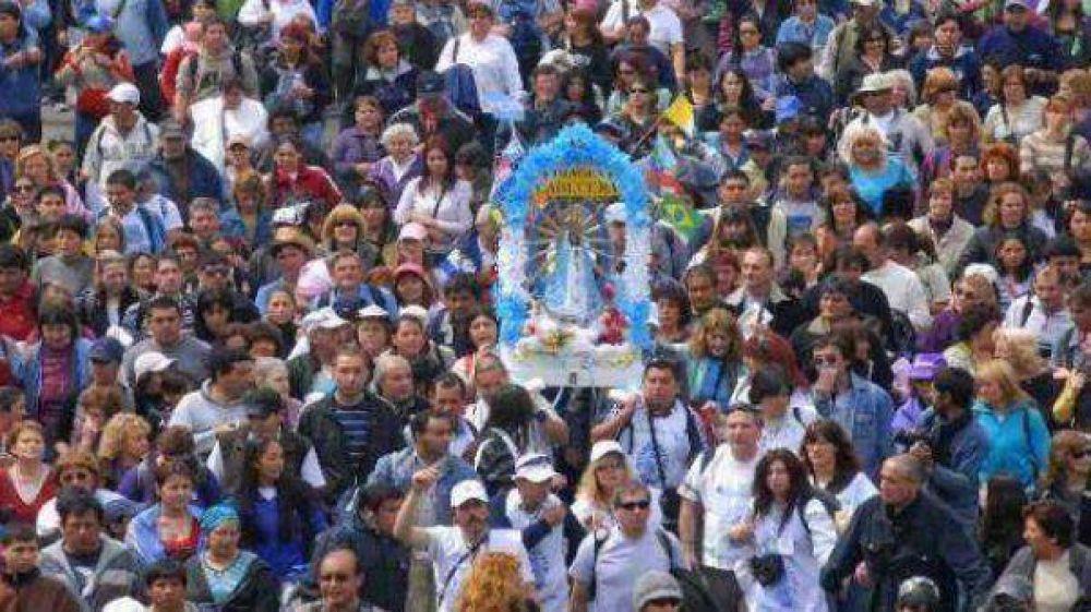 Se espera una multitud en la peregrinación juvenil a Luján