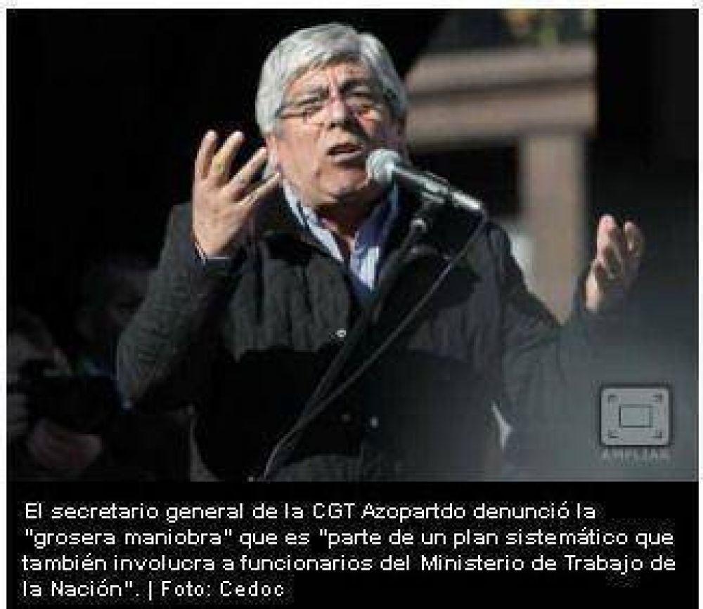 CGT denunciará a la superintendenta de Servicios de Salud por obras sociales