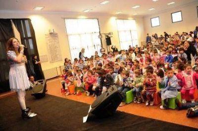 Se celebró en el HCD de Tigre la Semana del Prematuro