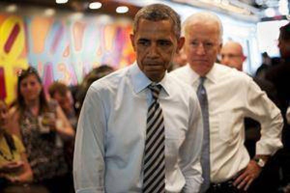 """Barack Obama pidió poner fin a la """"farsa"""" de la parálisis administrativa"""