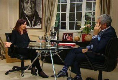#CFKconRial | La Presidenta marcó la diferencia con Massa y la virtud de Macri