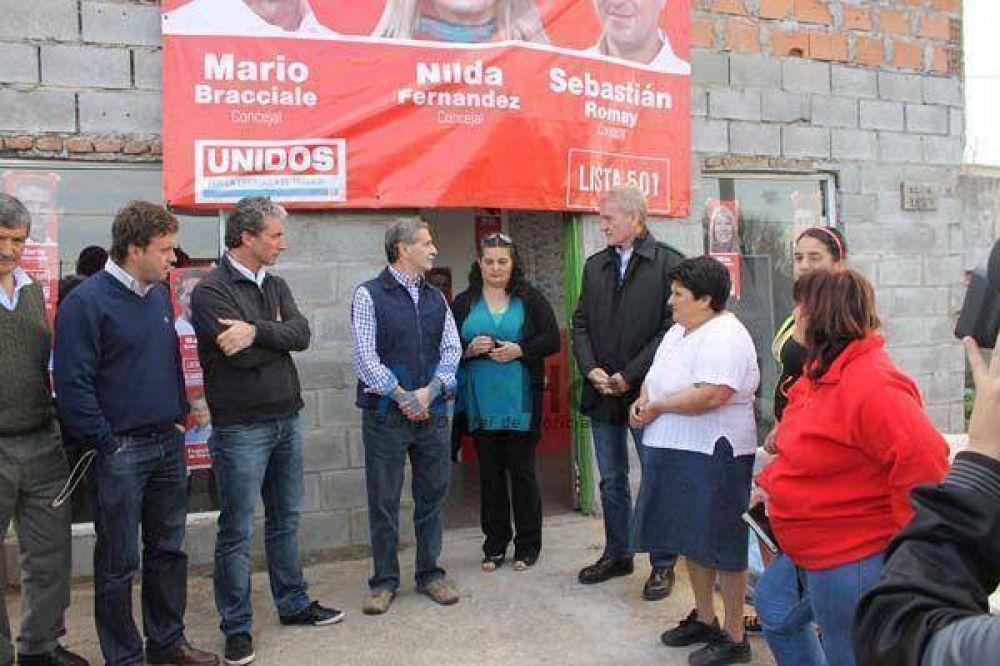Unidos por Tandil abrió nuevo local en Movediza