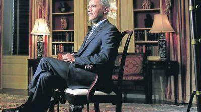 Risas y presupuesto: Las bromas le ganan al drama por la parálisis del gobierno de Obama
