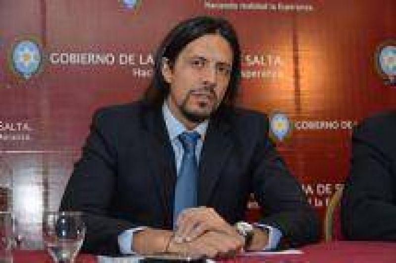 Carlos Parodi se reunirá el próximo miércoles con entidades gremiales para comenzar las paritarias