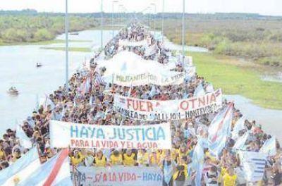 Reclamarán al Uruguay por la contaminación