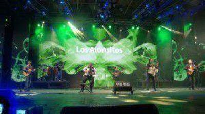 Frutar 2913: Los Alonsitos cierran este domingo el Festival Latinoamerica Canta en Formosa