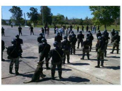 Mujica impidió ingresar a Uruguay a los ambientalistas
