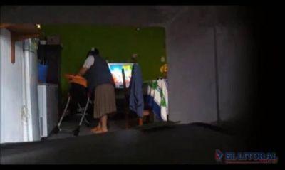 Una abogada filmó con cámara oculta el maltrato de una niñera a su hijo de un año
