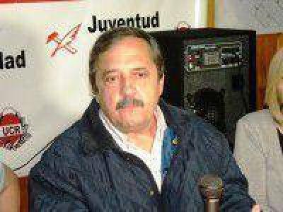 Alfonsín en Saladillo: el problema de la educación es más grave que el de la seguridad