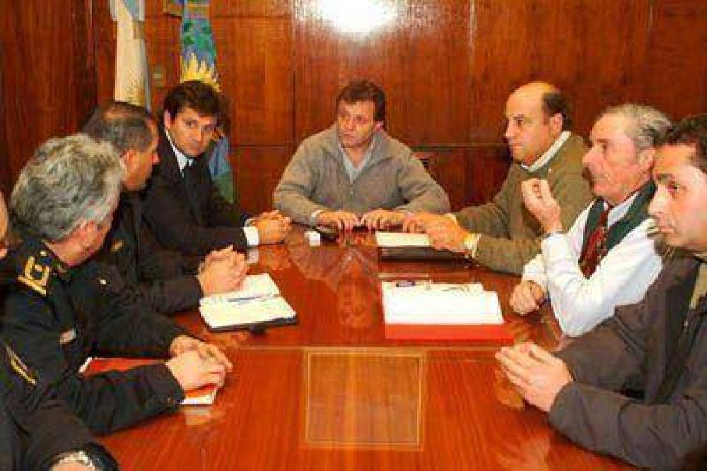 Funcionarios de Anses se reunieron con Franetovich