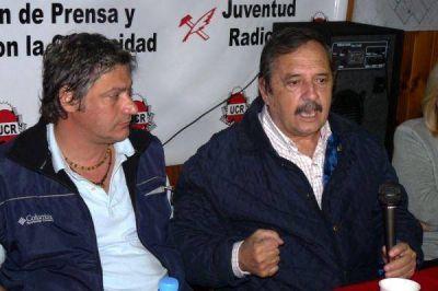 """Ricardo Alfonsín: """"Yo quiero trabajar para unir a los que piensan igual"""""""