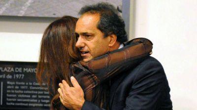 """Cristina sobre Scioli: """"Nunca perdí la confianza en él"""""""