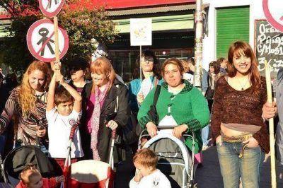 Victoria Donda pidió por la seguridad de las mujeres en Lanús