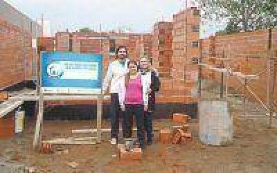 Fuerte recuperación de la construcción impulsada por las inversiones en pesos