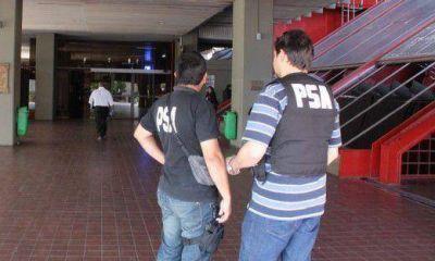 Narcopolicías: otra vez allanan Jefatura
