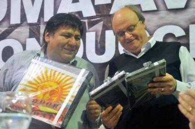Di Pierro criticó a Taboada por su apoyo a Das Neves