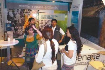 El SENASA participó de INTA Expone Patagonia 2013 en Trelew