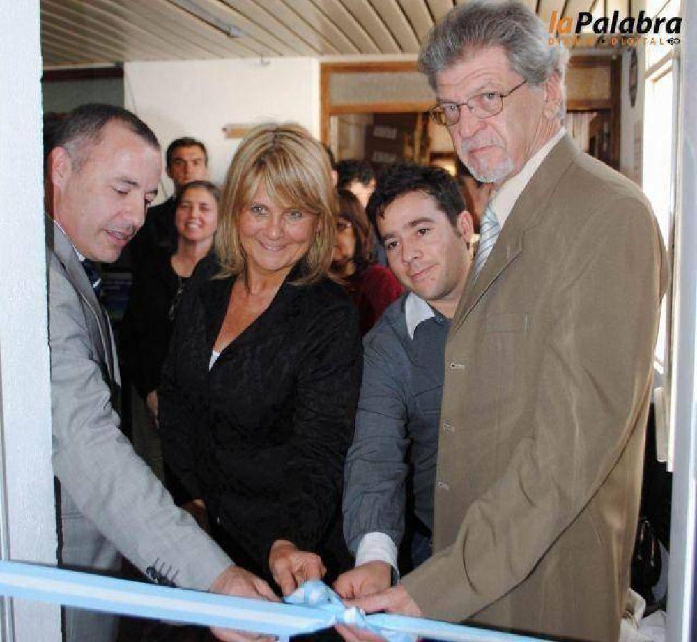 Inauguraron la Casa de la Justicia en Patagones
