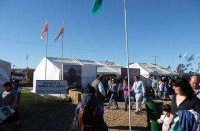 """Tierra del Fuego presente en la muestra """"INTA EXPONE"""""""