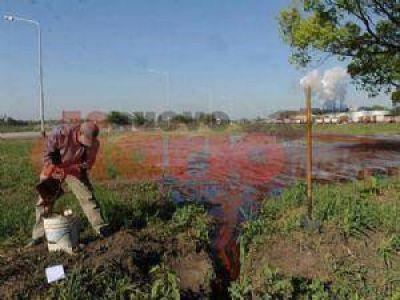 Ambientalistas cuestionan la inacción por vuelco industrial