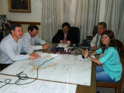 El Gobierno Nacional aportó $600 mil para que finalice la obra de ampliación