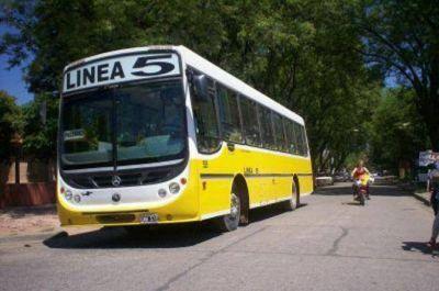 Las empresas de transporte recién este martes fueron notificadas