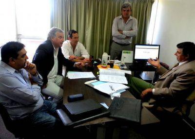"""Diputados radicales denunciaron al Directorio de ECOM y al Gobierno """"por desfinanciar la empresa estatal"""""""