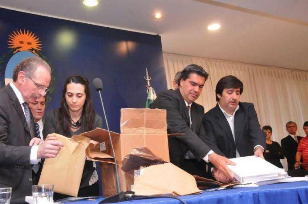"Martínez asegura que se trató de ""una jornada especial para la empresa SAMEEP"""