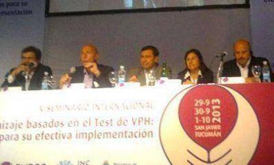 Destacan acciones en la provincia para prevenir el cáncer de útero