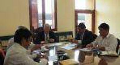 Inclusión educativa con municipio y comisiones municipales