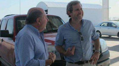 Busti quiere que UER se parezca al partido de la chilena Bachelet