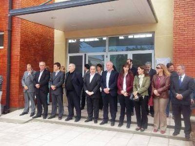 """Jorge: """"Vamos a lograr industrias en La Pampa"""""""
