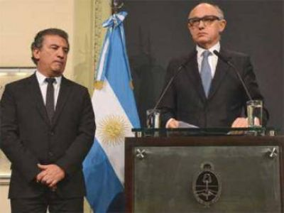 Argentina insta a Uruguay a volver al diálogo