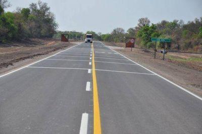 Hoy se inaugurará la ruta 3 desde Pampa del Indio a Villa Río Bermejito