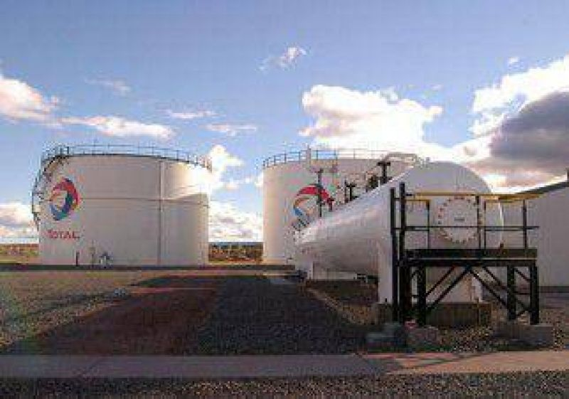 Total iniciar� dos pilotos de shale gas por u$s 400 millones