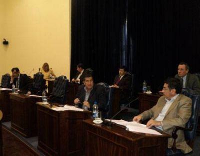 Senadores convirtió en ley el proyecto de presupuesto 2014