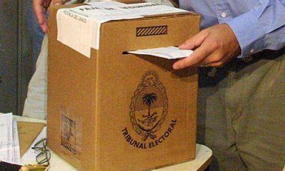 El recuento de votos coincide con el escrutinio electrónico