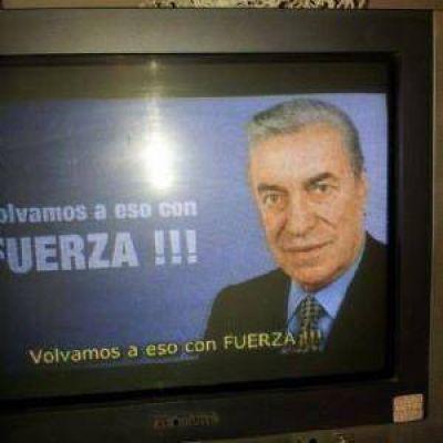 Justicia retira imagen del genocida Bussi de spot electoral de FR