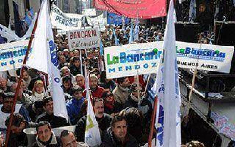 La Asociación Bancaria suspendió el paro previsto para hoy