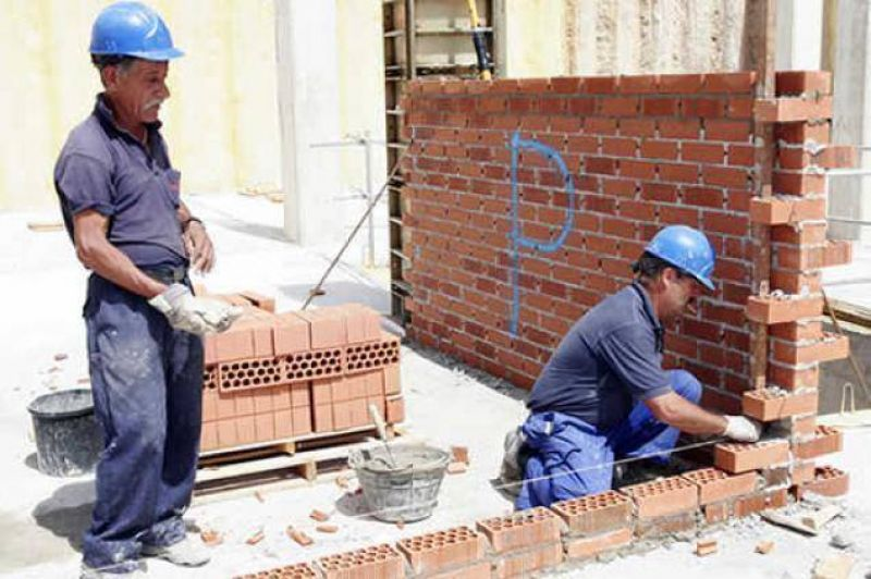 Trujillo afirmó que creció la construcción