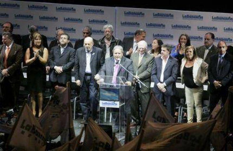 Palazzo asumió en la Bancaria y José Lupiano va por su tercer mandato