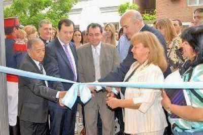 El gobernador dejó inaugurada moderna planta del Iosep